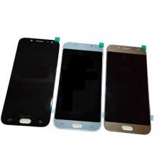 Дисплей Samsung J5 2017 Galaxy J530 тачскрин (экран и сенсор) модуль AMOLED