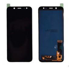 Дисплей Samsung J6 2018 Galaxy J600 тачскрин (экран и сенсор) модуль TFT