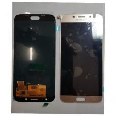 Дисплей Samsung J7 2017 Galaxy J730 тачскрин (экран и сенсор) модуль TFT с рег. яркостью
