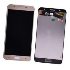 Дисплей Samsung Galaxy J7 Prime G610 тачскрин (экран и сенсор) модуль TFT