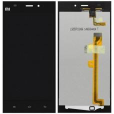 Дисплей Xiaomi MI3 тачскрин (экран и сенсор) модуль