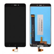 Дисплей Xiaomi Redmi Note 4 Helio X20 MediaTek тачскрин (экран + сенсор) модуль