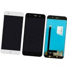 Дисплей ZTE Blade X7, D6, V6, T660 тачскрин (экран и сенсор) модуль