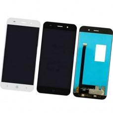 Дисплей ZTE Blade Z7 T663 тачскрин черный, белый (экран и сенсор) модуль