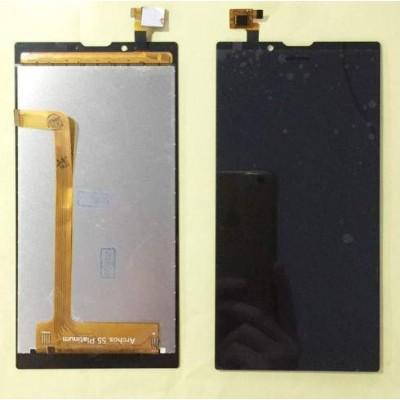 Дисплей Archos 55B Plantium тачскрин (экран и сенсор) модуль