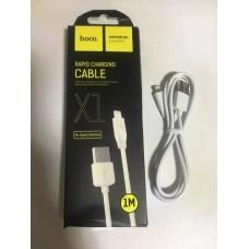 USB кабель iPhone 5 / 5S / 6 / 6s 1 м HOCO