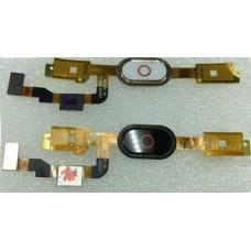 Шлейф ZTE Nubia M2 NX551J c кнопкой Home + датчик отпечатка пальца