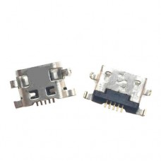 Micro USB разъем Meizu M5 Note (гнездо, системный разъем зарядки)