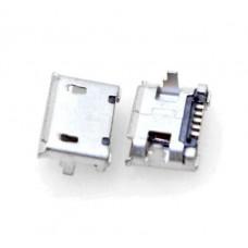 Разъем Micro USB MC-004 Lenovo A2207 A2107 CoolPad 7266 7295 8190 5880 5891 5890 8195 8150D 8085