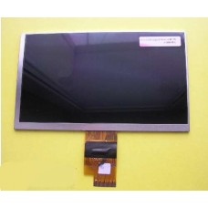 Дисплей FY-40-CLAG070NQ01 163X96 мм 40 pin матрица, экран для планшета, без тачскрина