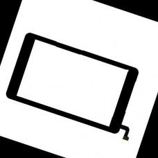 Тачскрин XC-PG0700-197-FPC-A0 (стекло, сенсорный экран черный)